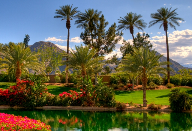 Indian Wells HDR