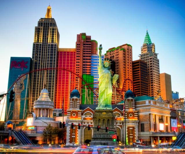 NY NY Hotel Vegas