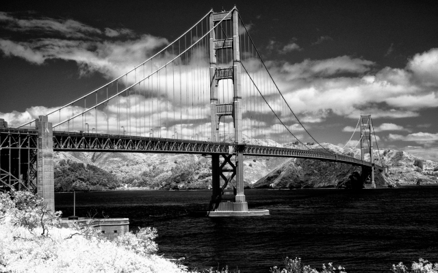 SF - GGB Infrared B&W