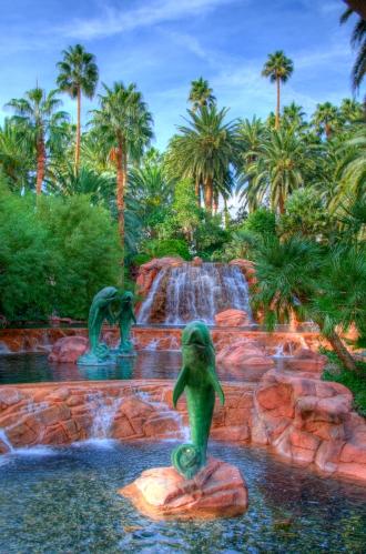 Las Vegas - Mirage HDR