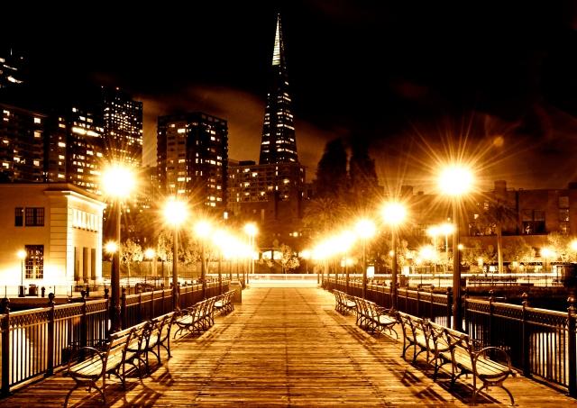 San Fran - Broadway Pier