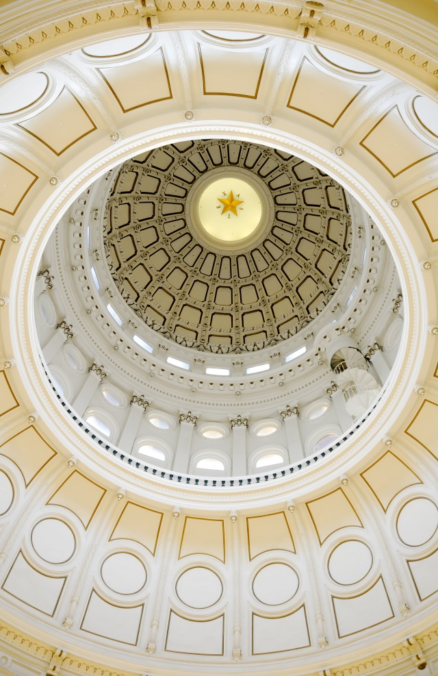 Austin, Texas - Dome Interior