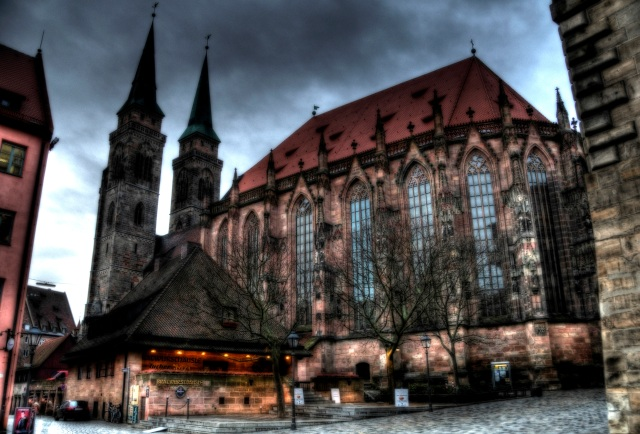 Nurnberg, Germany HDR