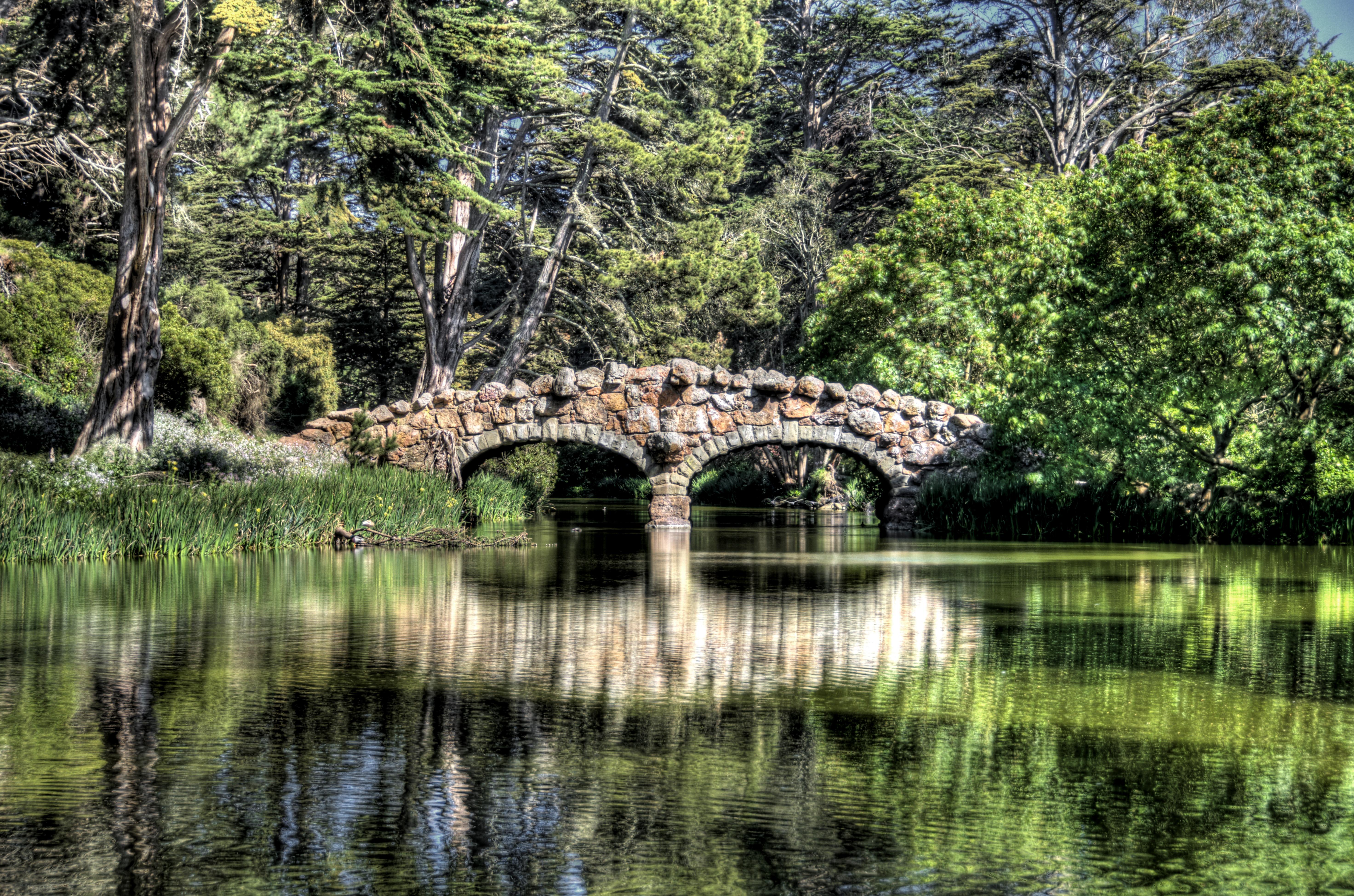 San Francisco Ca Stow Lake Hdr 171 Places 2 Explore