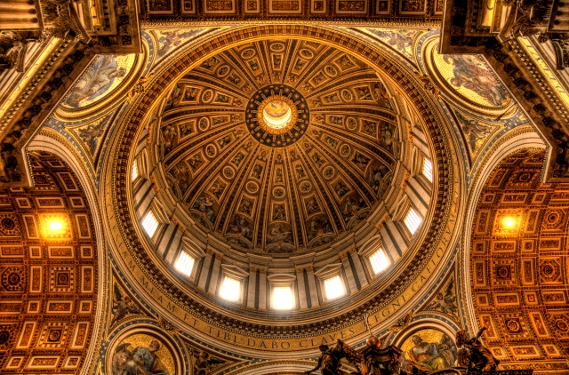 Rome - St. Peter's - HDR