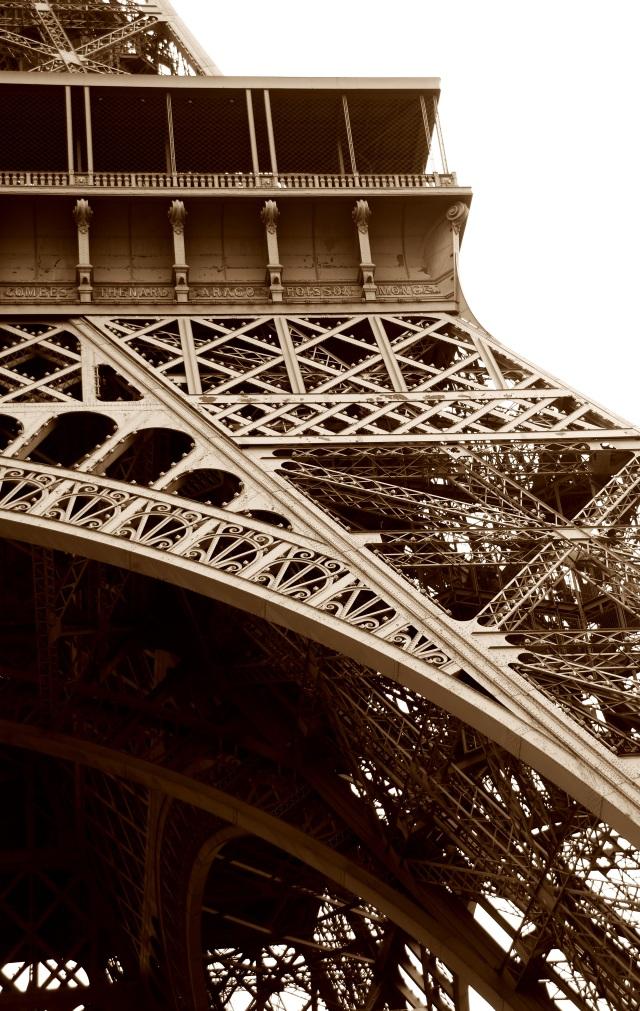 La Eiffel Tower