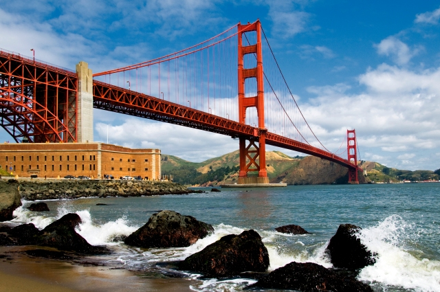 San fran - Golden Gate Bridge