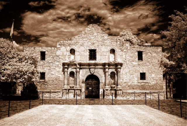 The Alamo IR