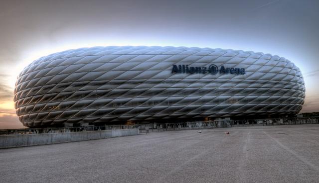 Allianz Arena HDR