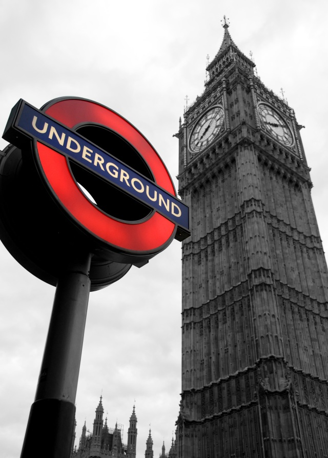 Big Ben Underground Color Mix