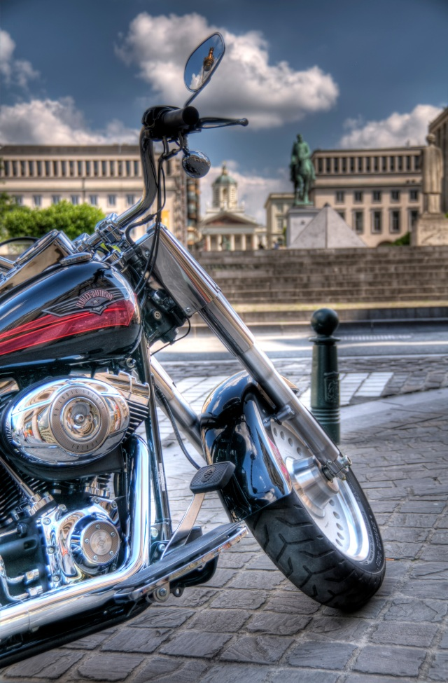 Brussels Harley HDR