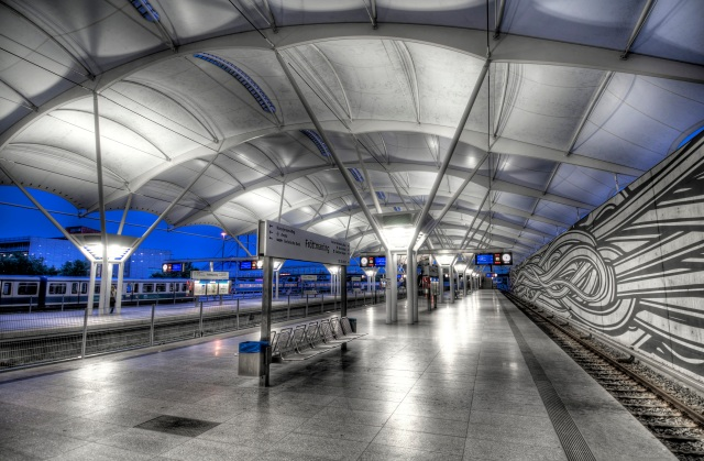 Frottmaning Station HDR
