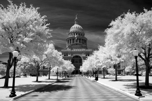 IR Austin Capitol Bldg