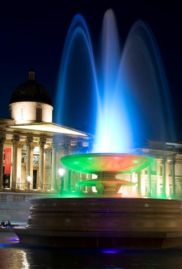 Trafalgar Square Nite
