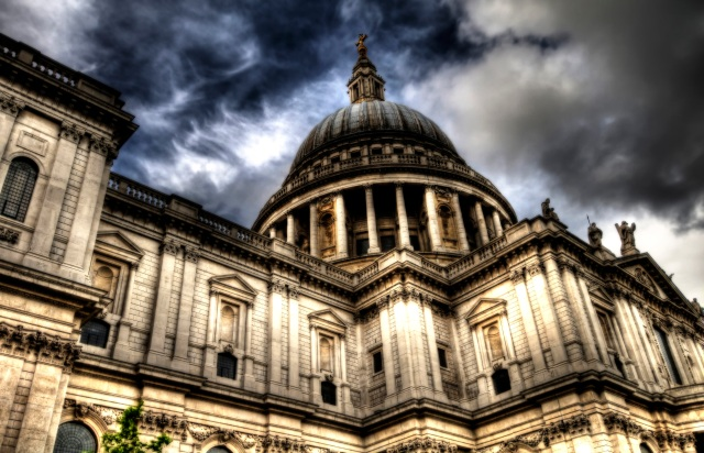 London - St Pauls HDR
