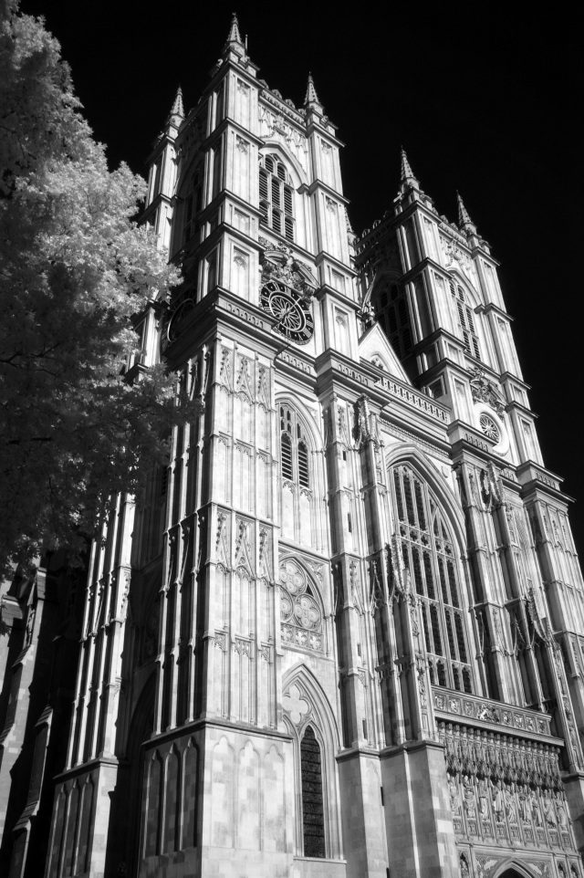 Westminster Abbey IR