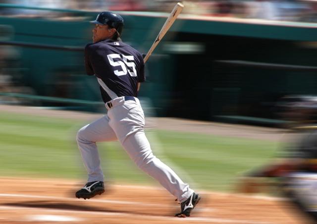 Baseball - Hideki Matsui
