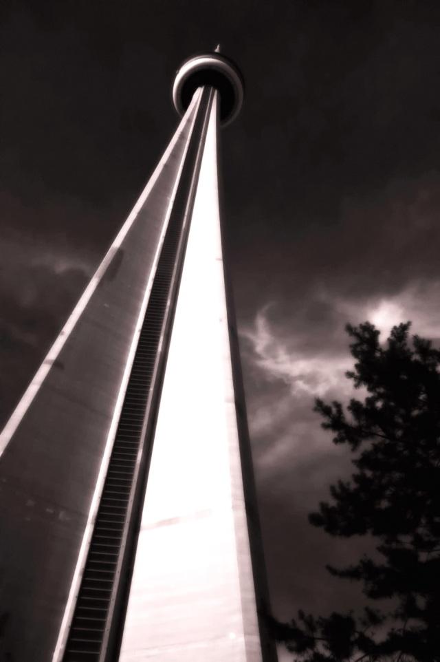 Toronto, Canada - CN Tower IR