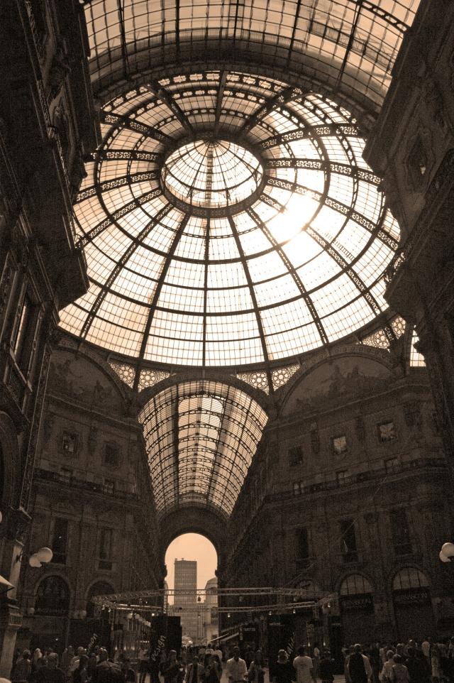 Milan, Italky - Galleria