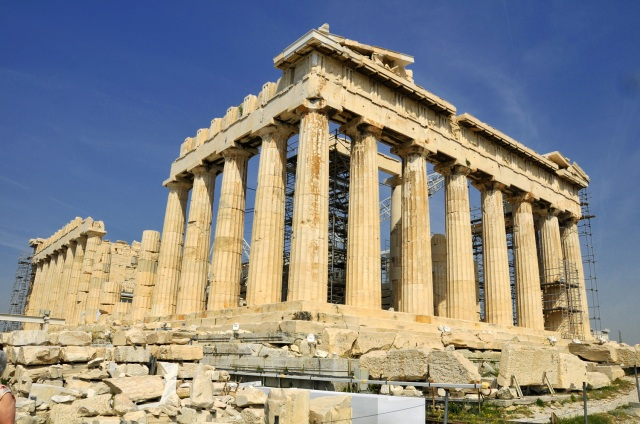 Athens, Greece - Parthenon