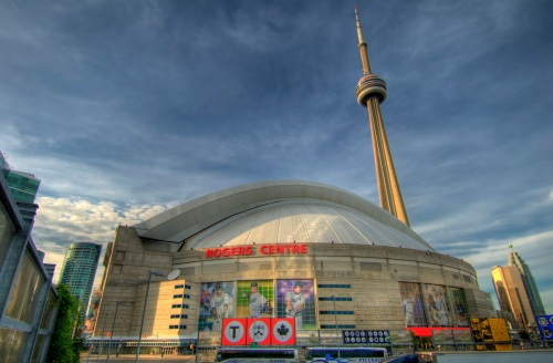 Toronto, Canada - Rogers Centre HDR