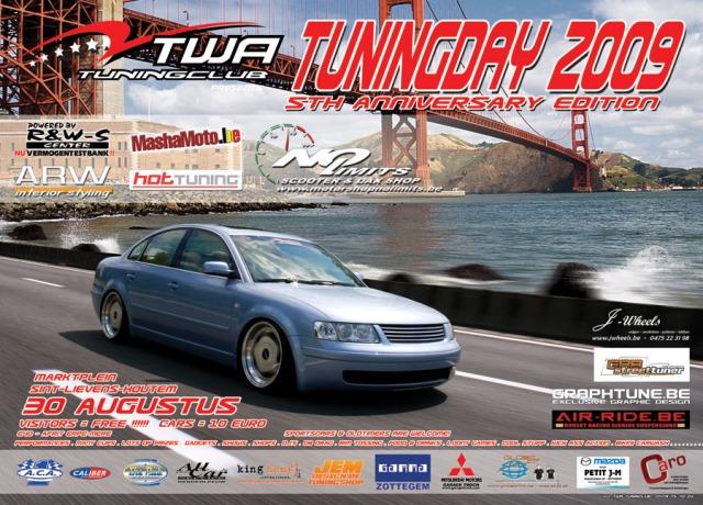 TuningDay2009 Ad