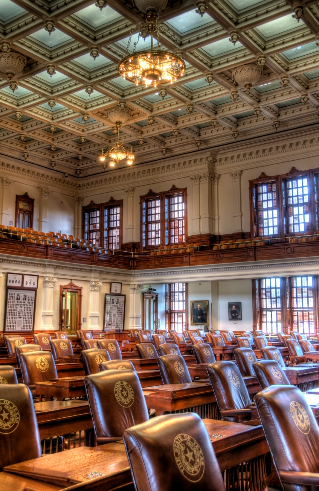 Austin, Texas - House of Rep (HDR)