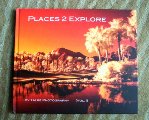 Blurb Book - Places 2 Explore!
