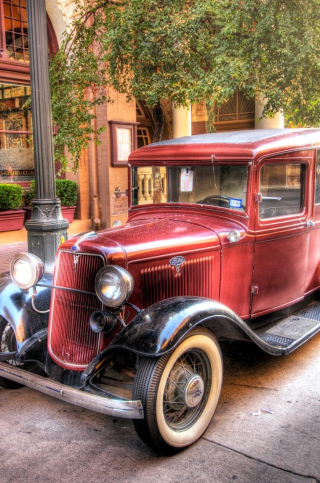 Vintage Ford (HDR)