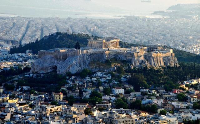 Lycabettus Hill Greece