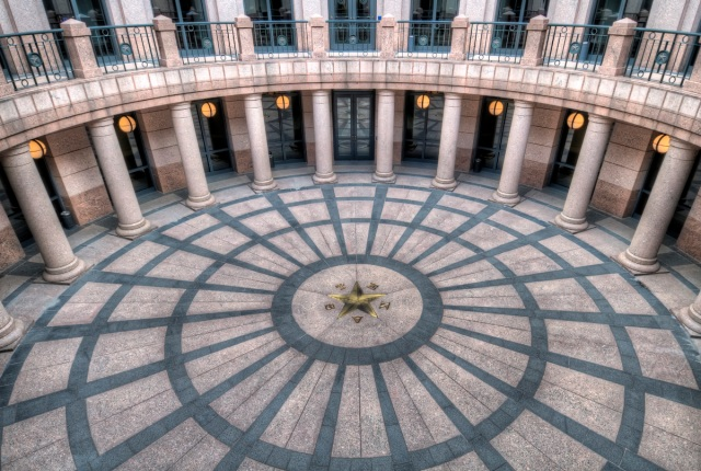 Austin Rotunda Floor HDR