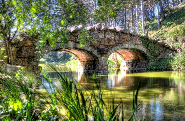 Roman Bridge HDR