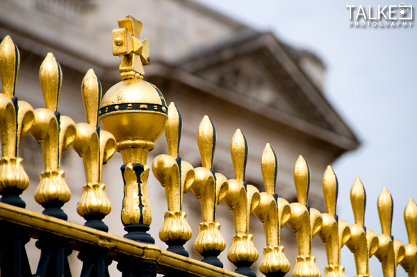 Buckingham Palace Fence