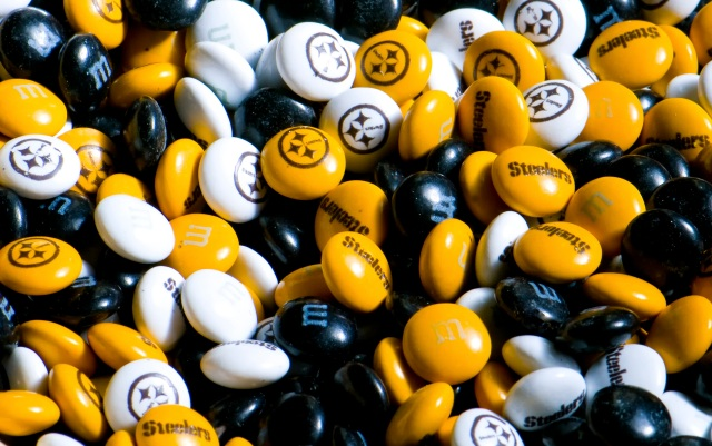 Steelers M&M's