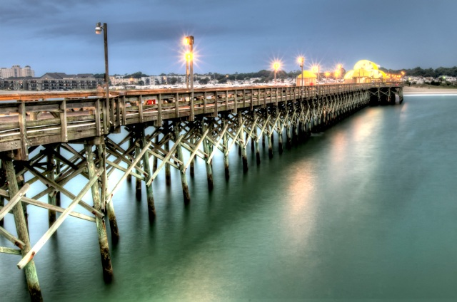 Knitting Up A Storm North Myrtle Beach : South carolina « places explore