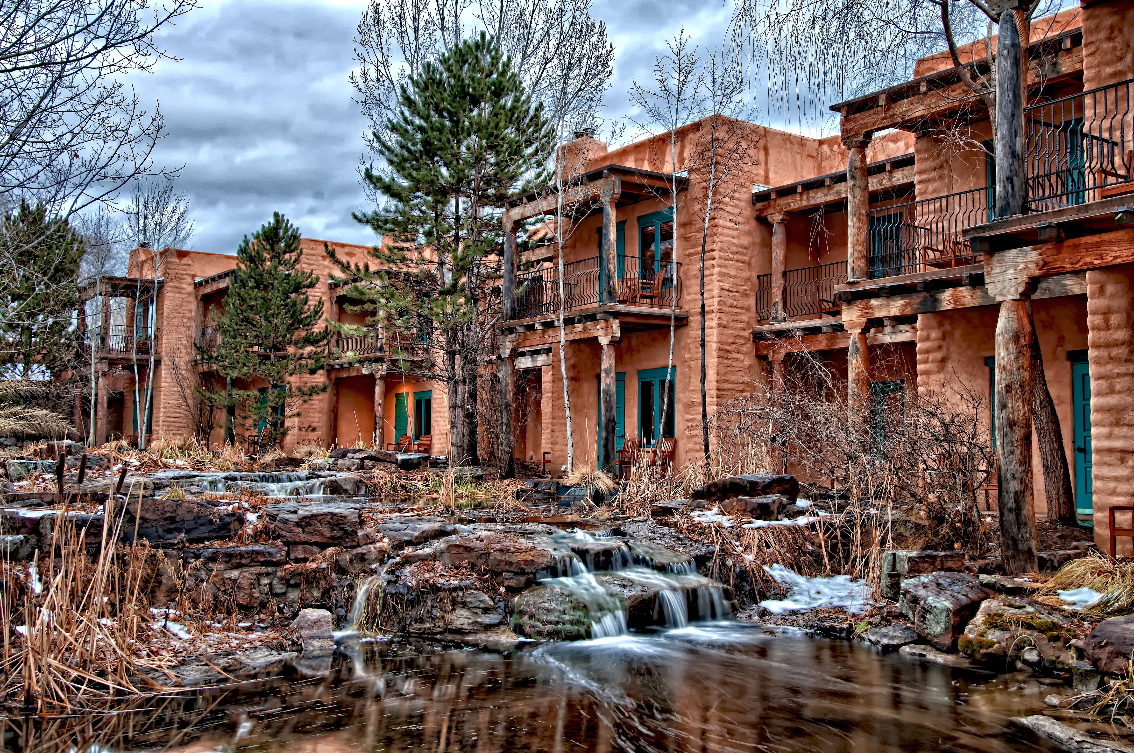 Taos, New Mexio – Marriott Hotel (HDR) « Places 2 Explore