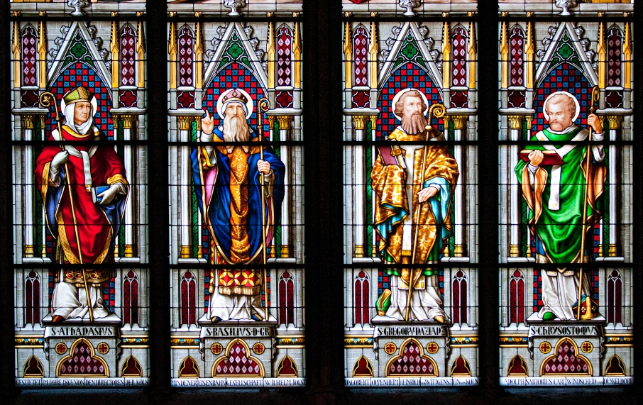Church Window Pane