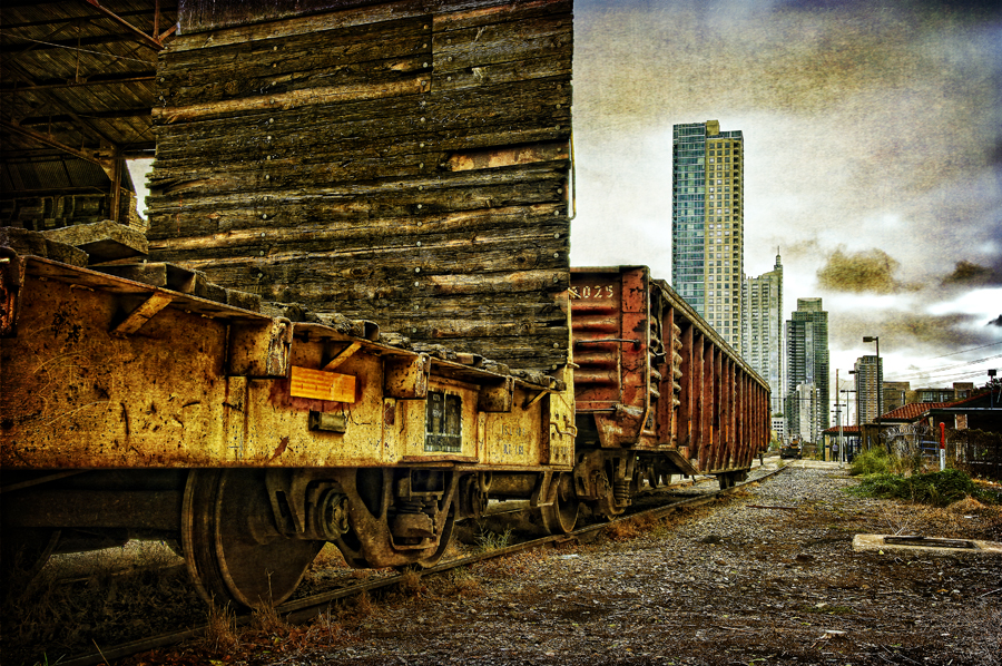 Austin Railway HDR 01aS