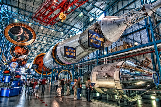 Kennedy Space Center Up Close Tour