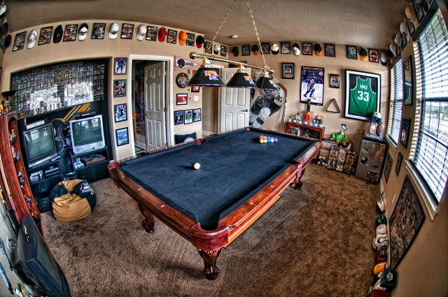 Small Man Cave Images : September « places explore