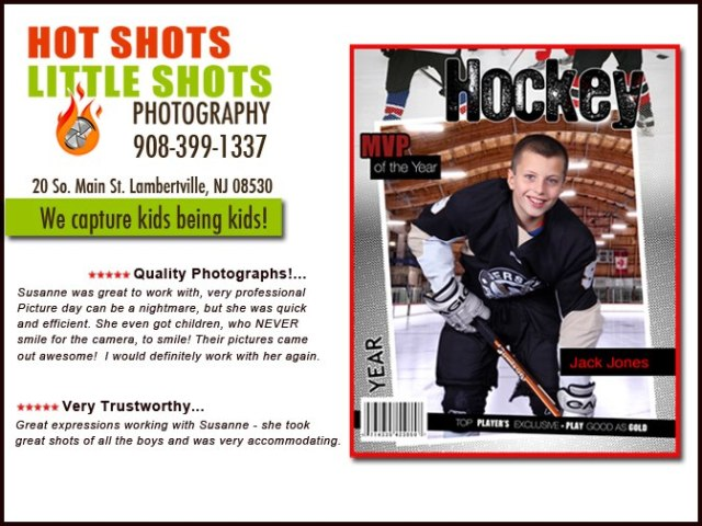 Hot Shots Little Shots Photography