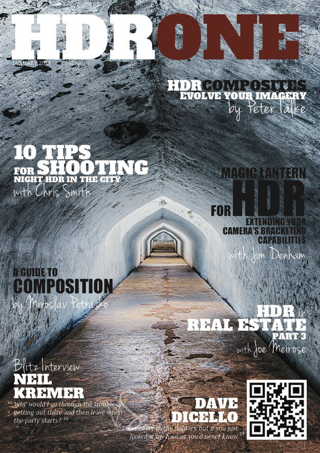 HDR One Magazine