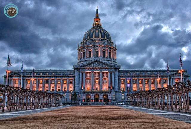 San Francisco City Hall HDR