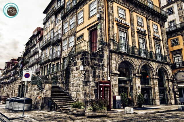 Pestana Hotel Porto Portugal