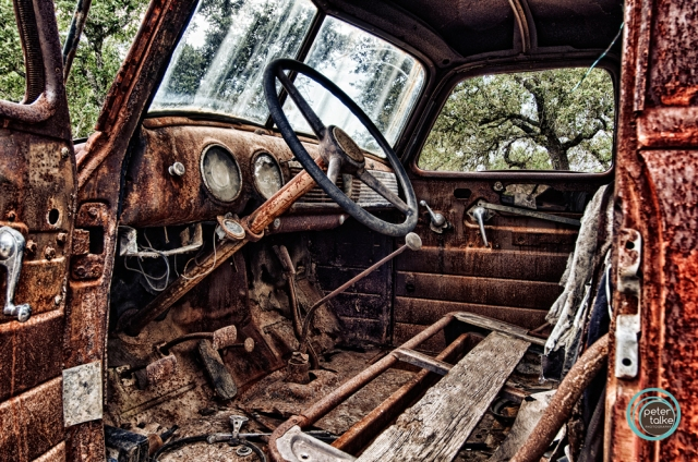 Rusty Truck _Talke