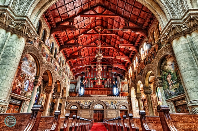 Stanford Memorial Church_Talke