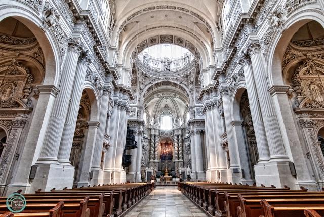 Munich Church_talke