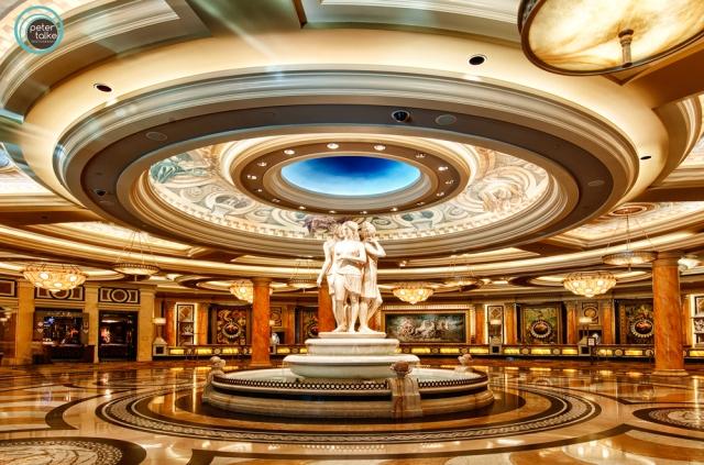 Caesar's Palace_Talke