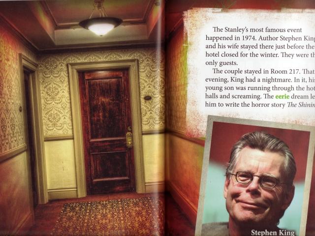 Stanley Hotel Book
