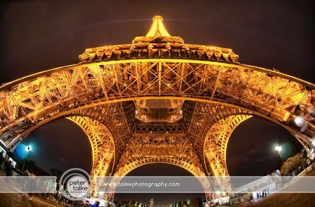 Eiffel Tower Fish HDR SW_Talke